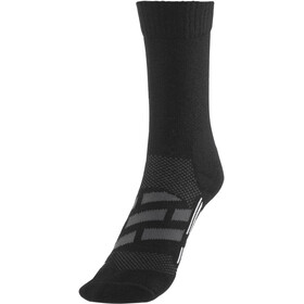 Cube Mountain Socken black'n'grey'n'white